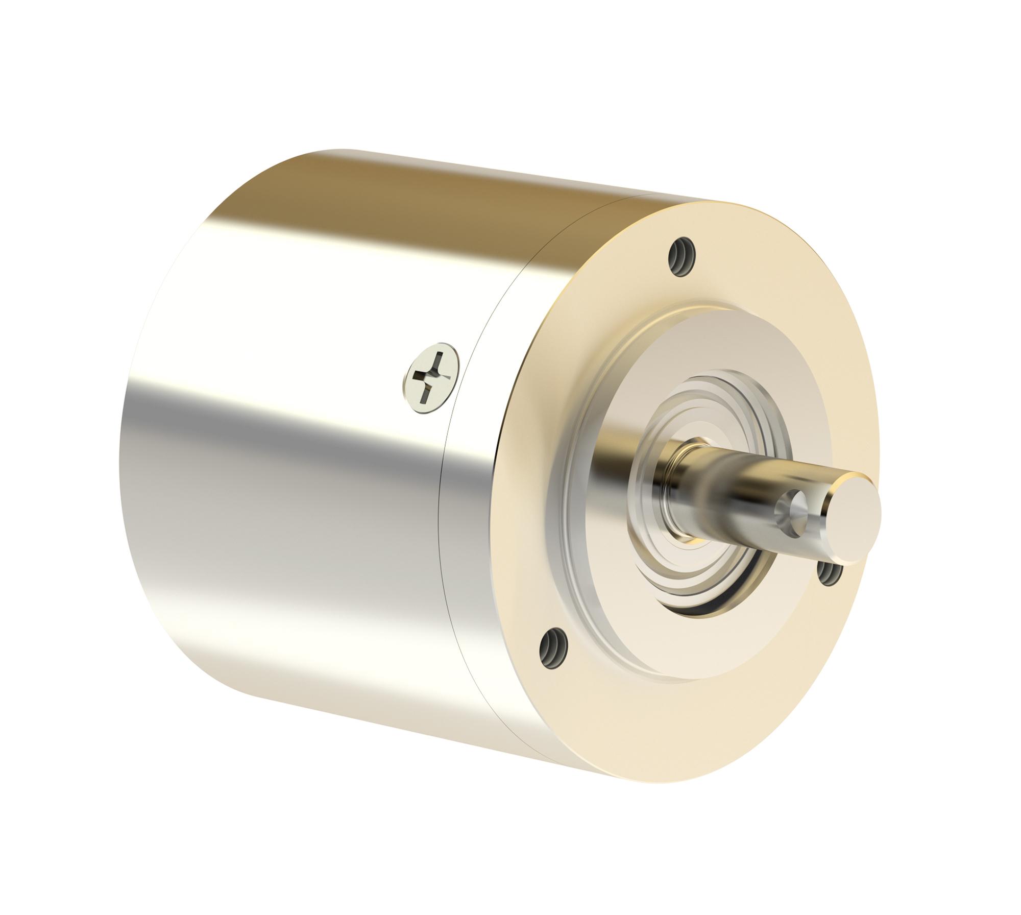 Sicherheits-Drehgeber mit kompakten Abmessungen
