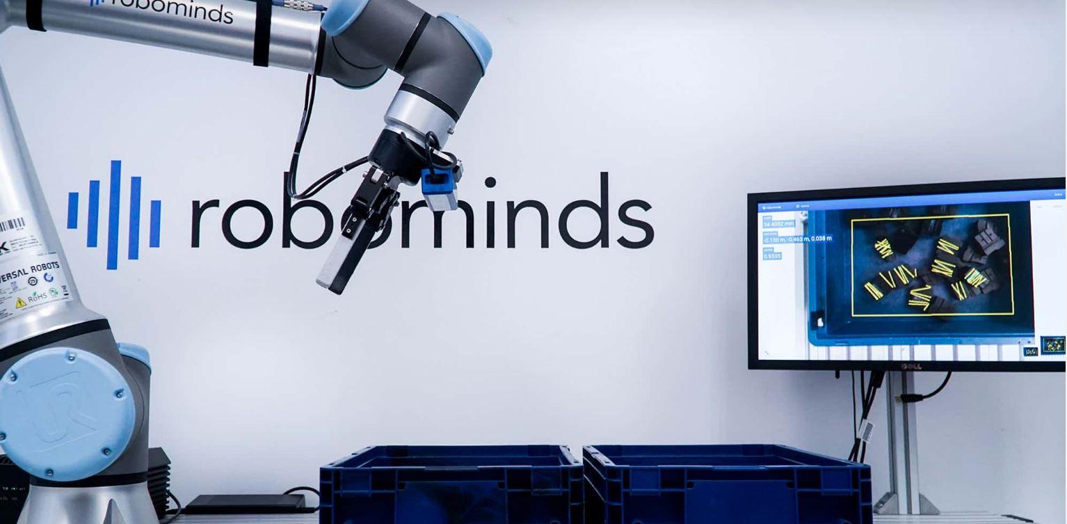 Bin Picking mit künstlicher Intelligenz