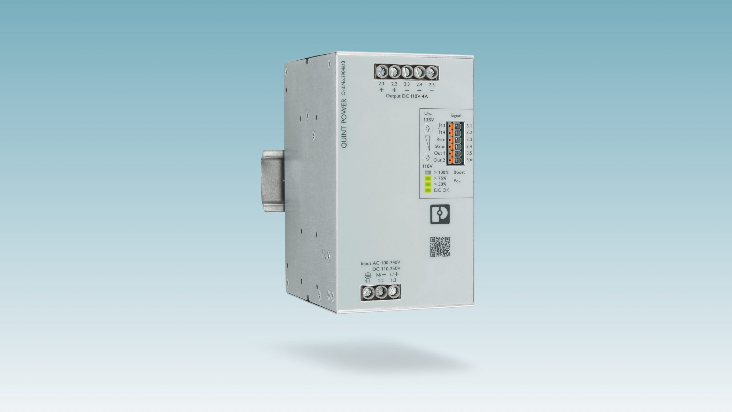 Sichere Stromversorgung ohne Serienschaltung