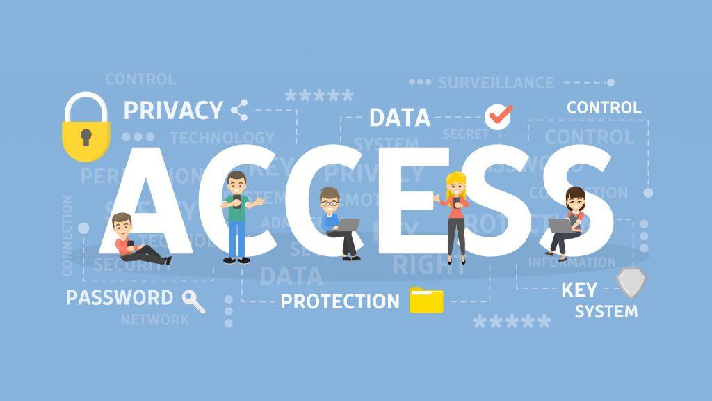 Der Zugang zu den häufig kritischen Daten sollte bestmöglich abgesichert werden. Hierzu können bereits heute wirksame Maßnahmen getroffen werden.