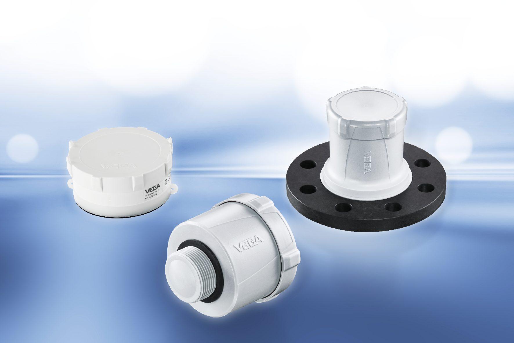 Drahtlose Füllstandmessung mithilfe autarker und sicherer Sensoren