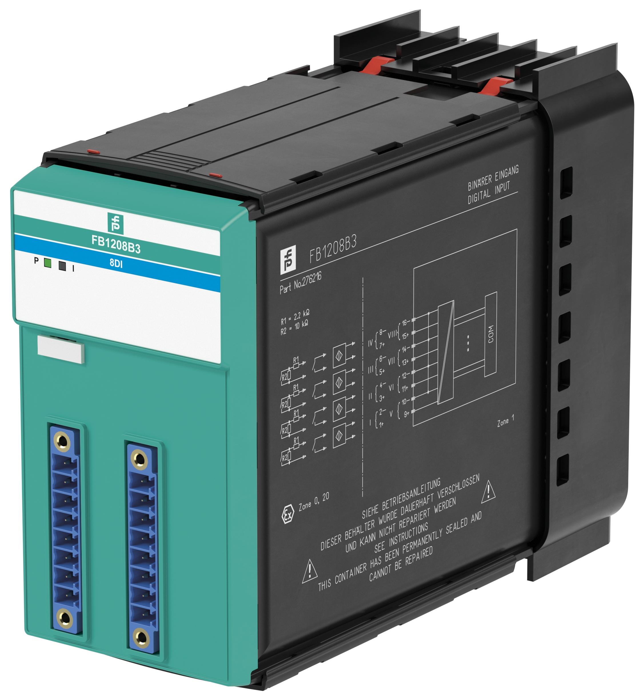 Remote-I/O-Lösungen für Ex-Bereiche