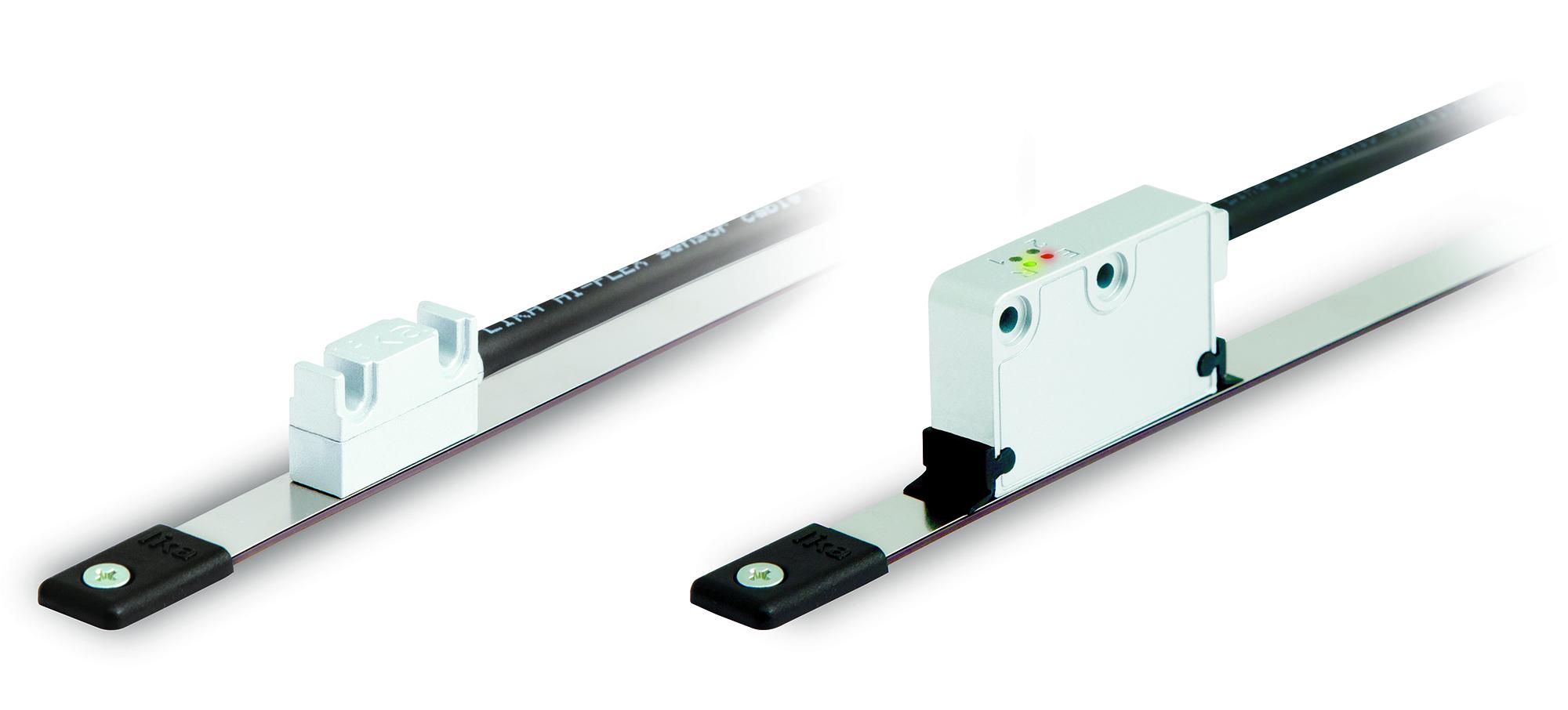 Magnetische Linearmesssysteme mit 1Vss Sinus-Cosinus-Ausgängen