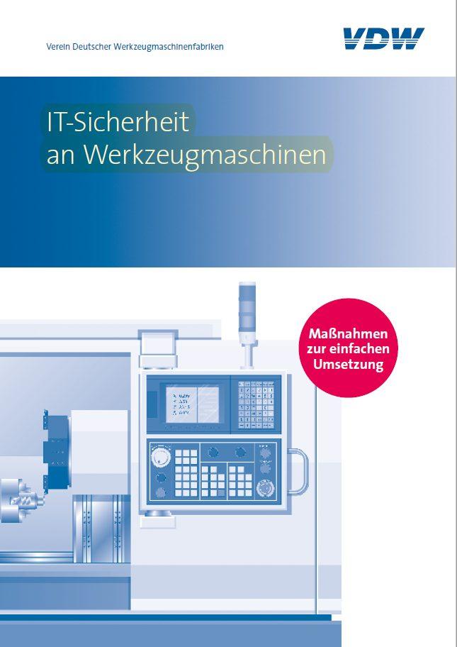 IT-Sicherheit an Werkzeugmaschinen