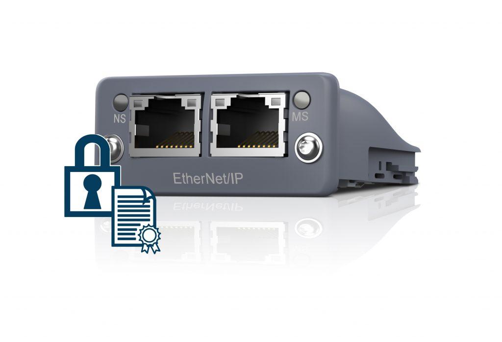 Das Anybus-Kommunikationsmodul von HMS wickelt zusätzlich zur Buskommunikation auch die Kommunikation via OPC UA und MQTT ab.