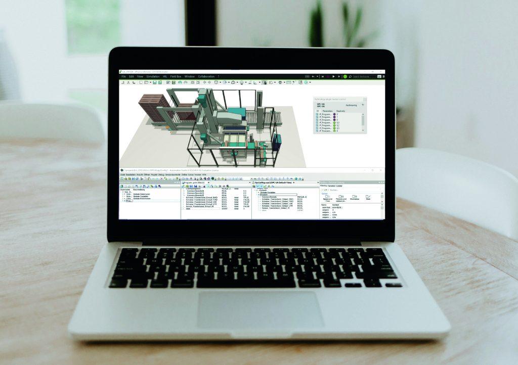 Für eine möglichst breite Anwendung der modernen virtuellen Inbetriebnahme hat Machineering gemeinsam mit B&R eine neue Schnittstelle auf Basis von OPC UA entwickelt.