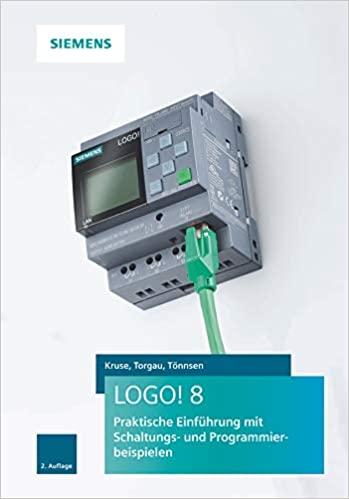 Logo! 8 – Einführung mit Schaltungs- und Programmierbeispielen