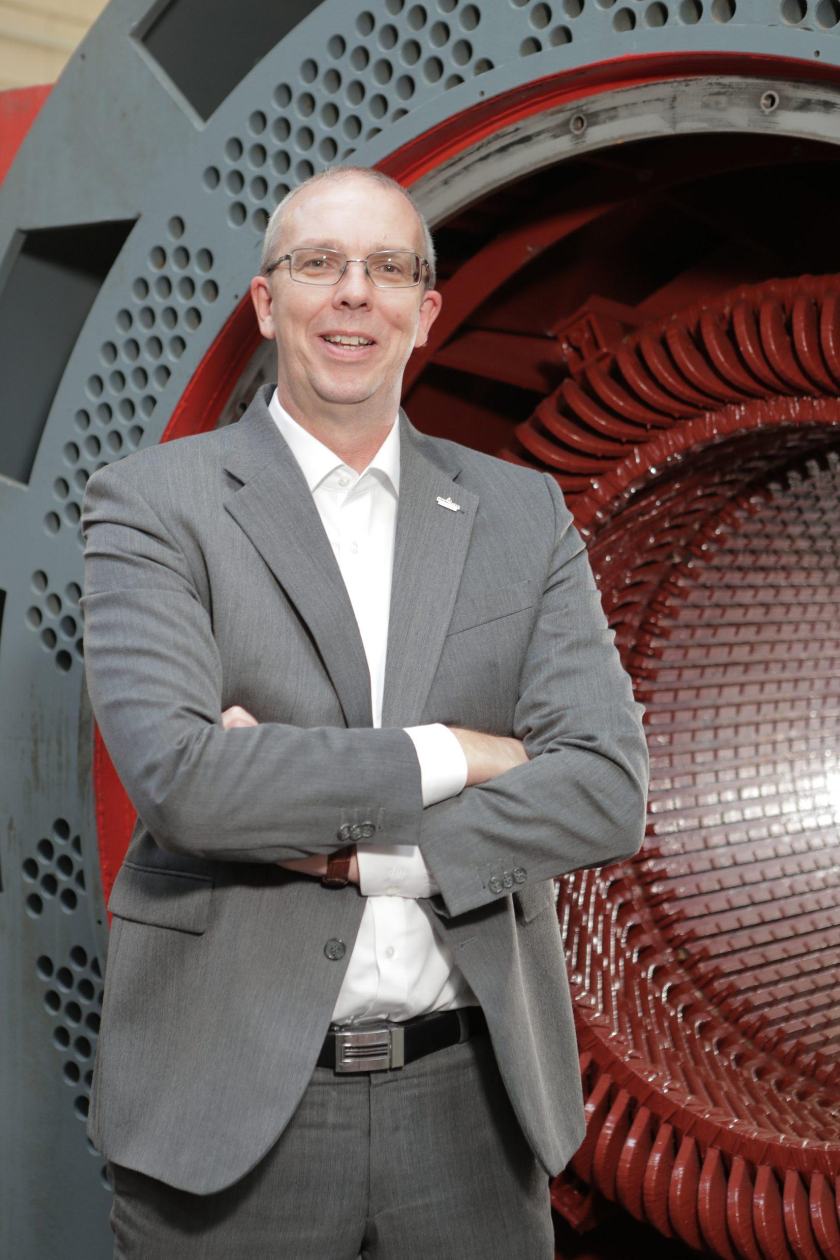 Neues Geschäftsführungs-Team bei Baumüller