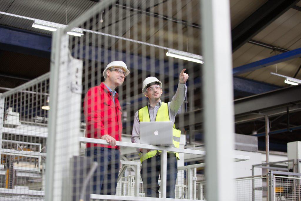 Mit dem Tool Ce-Con Safety können auch Gefährdungsbeurteilungen nach dem Arbeitsschutzgesetz und der Betriebssicherheitsverordnung vorgenommen werden.
