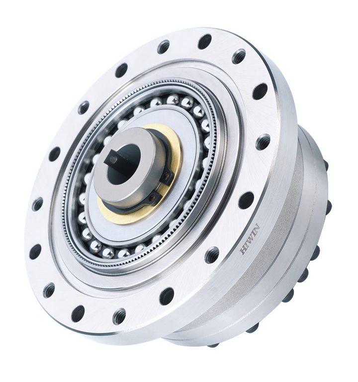 Hohe Untersetzungen in kompaktem Wellgetriebe