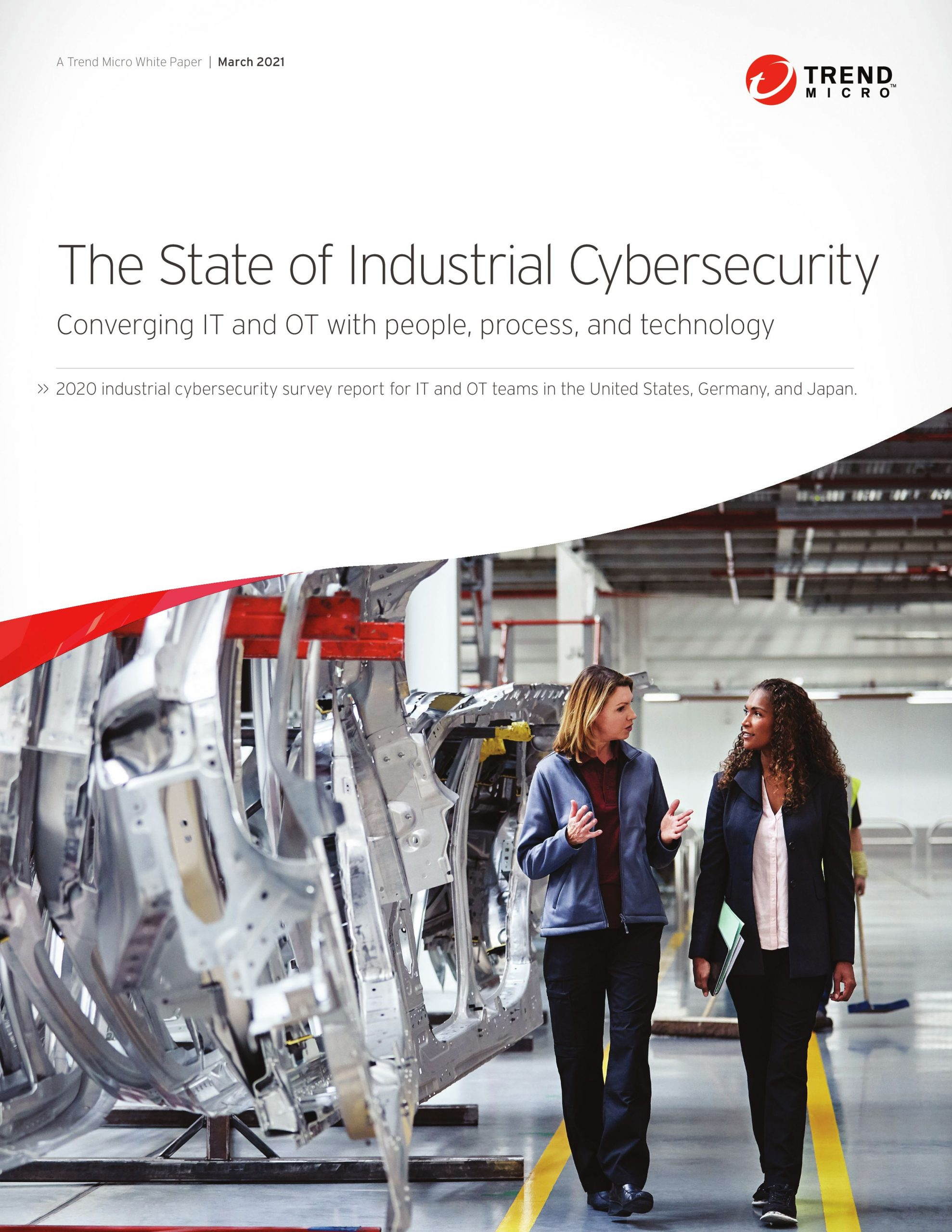 Studie: The State of Industrial Cybersecurity
