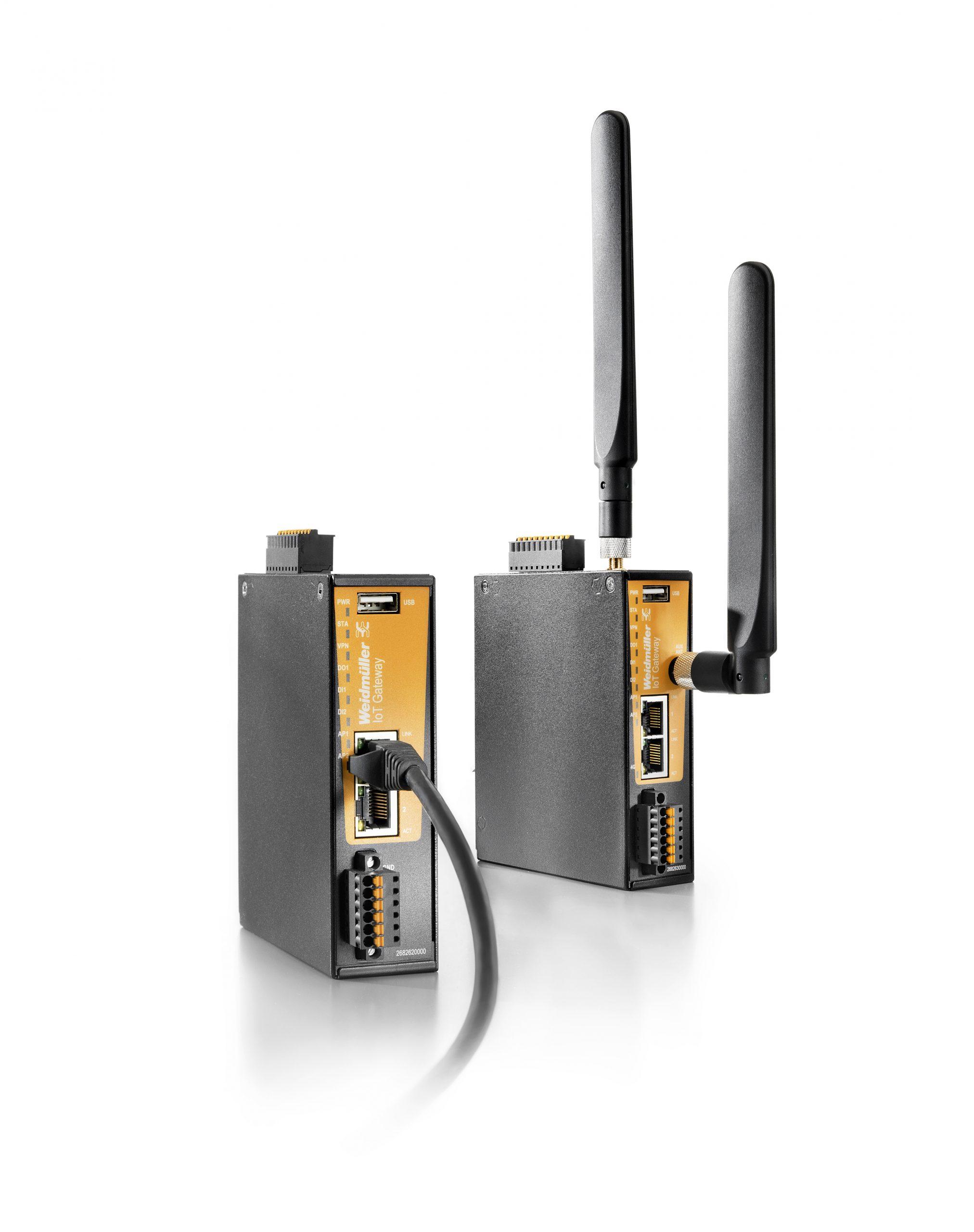 4G-LTE-fähiges Multifunktionsgateway