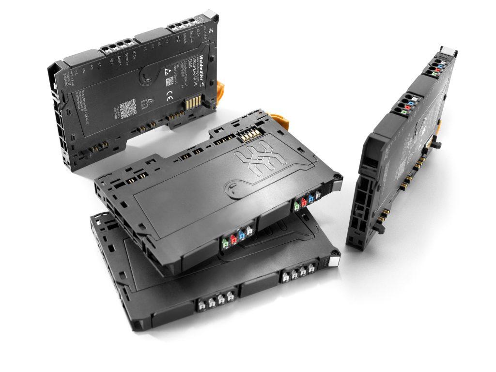 Mit den neuen u-remote Modulen UR20-2AI und UR20-2AO lassen sich I/O-Stationen besonders effizient gestalten.