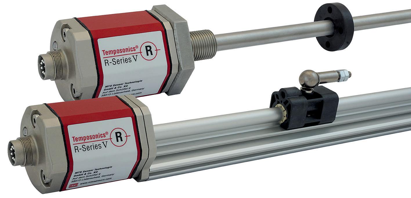 Magnetostriktive Positionssensoren in SSI-Ausführung