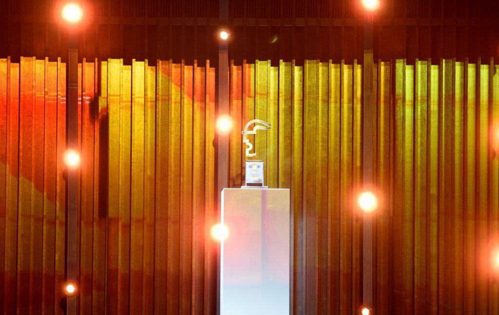 """Die Deutsche Messe AG lobt anlässlich der HANNOVER MESSE 2017 zum vierehnten Mal den """"HERMES AWARD - Internationaler Technologiepreis der HANNOVER MESSE"""" aus."""
