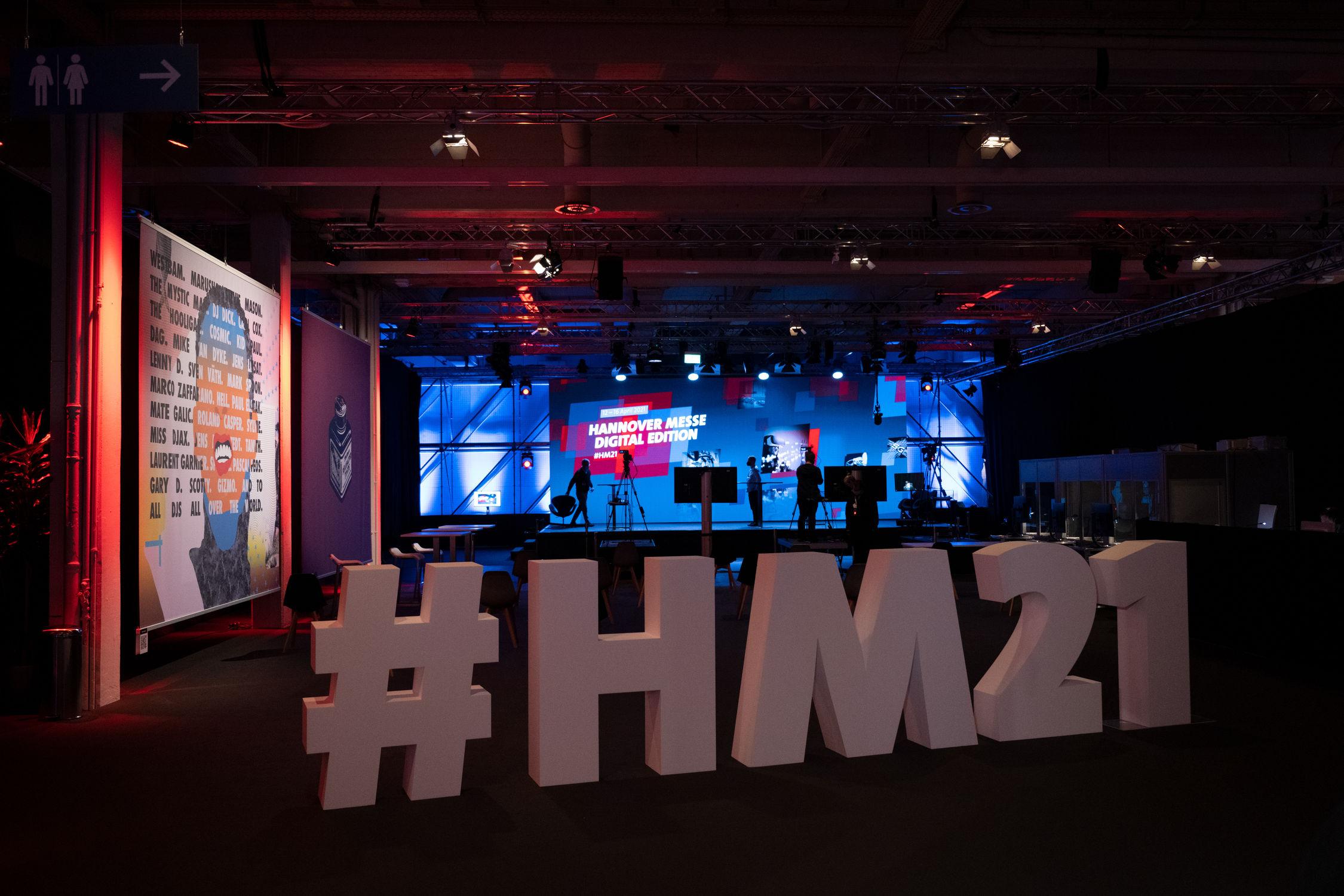Nächste Hannover Messe als Hybridveranstaltung