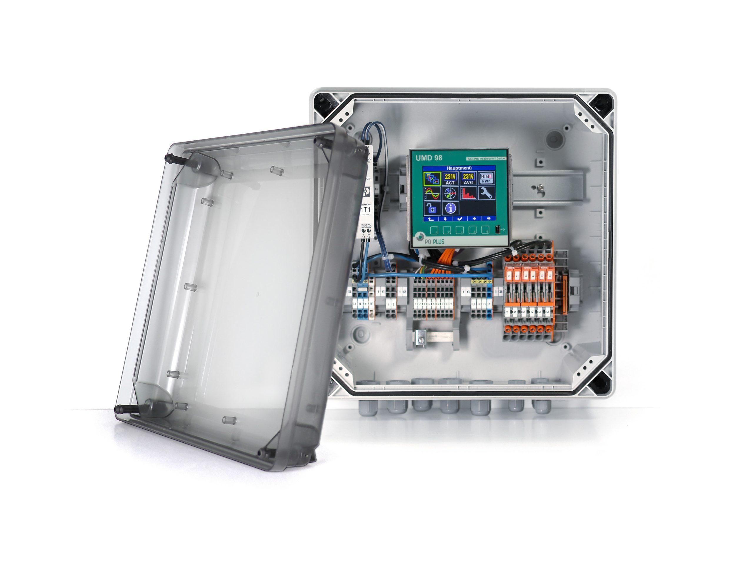 LoRaWAN-Funklösung für Sensorik und Messtechnik