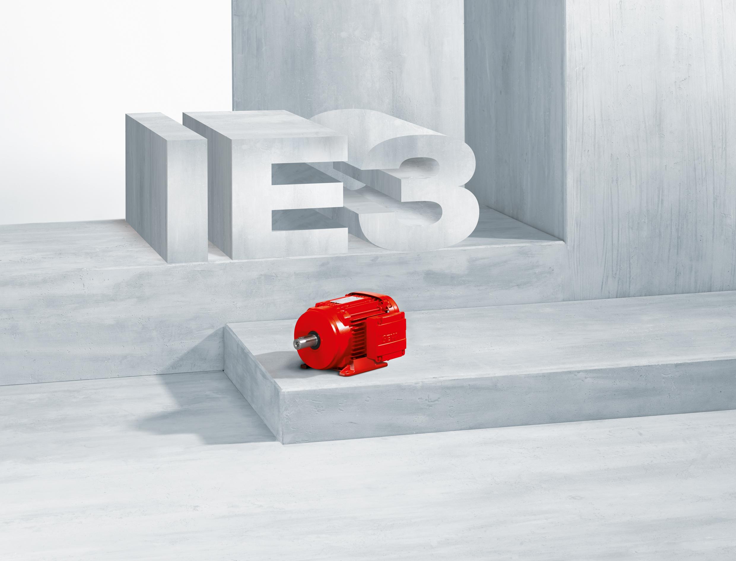 IE3-Effizienz für achtpolige Motoren
