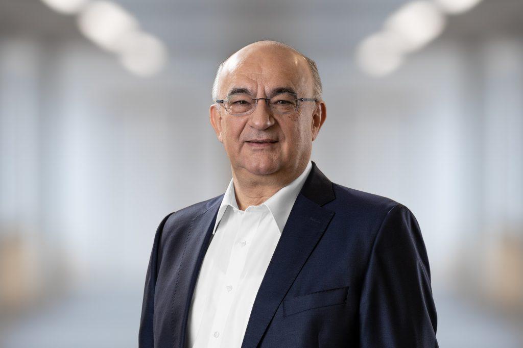 Dr. Robert Bauer, Vorstandsvorsitzender der SICK AG.