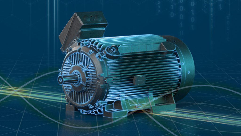 Siemens bietet die Motorenreihe Simotics SD durchgängig in Energieeffizienzklasse IE4 an.