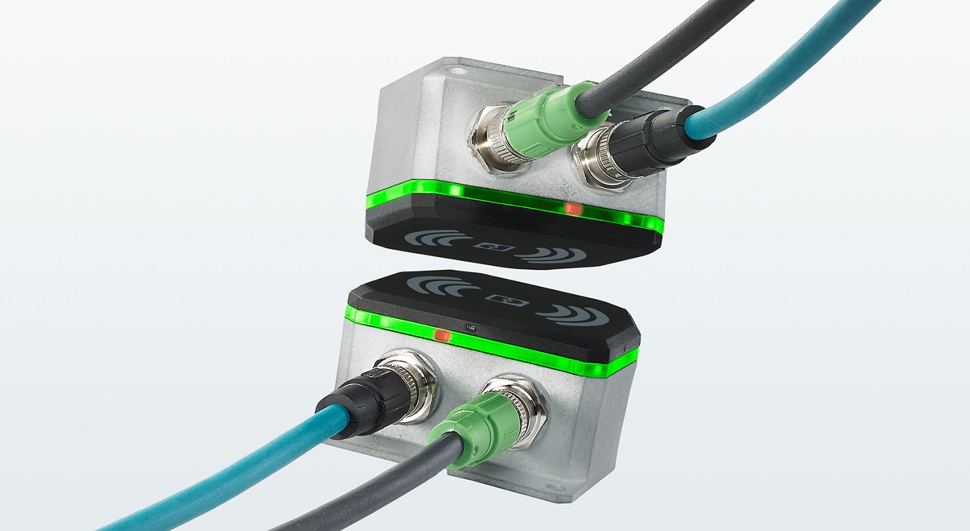Kontaktlose Energie- und Datenübertragung