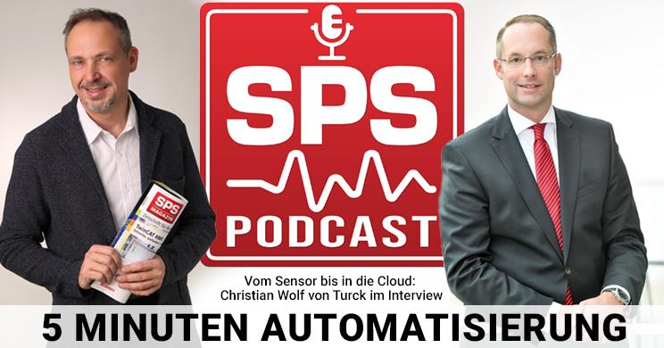 Vom Sensor bis in die Cloud: Christian Wolf von Turck im Interview