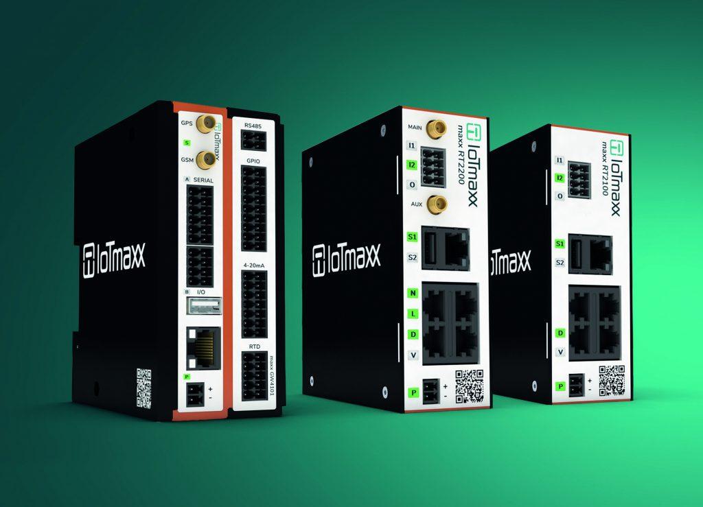 Die robusten Mobilfunk-Gateways und Router von IoTmaxx sind für alle Arten von industriellen Anwendungen ausgelegt.