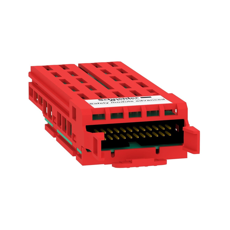 Safety-Erweiterung für Frequenzumrichter