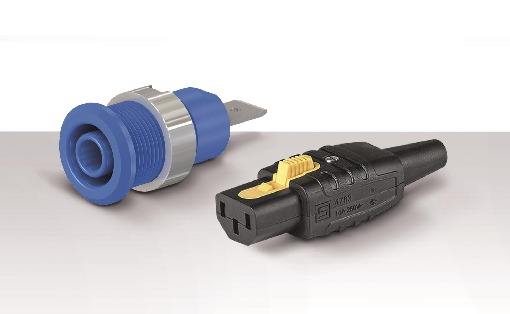 Erweitertes Kabel- und Steckersortiment
