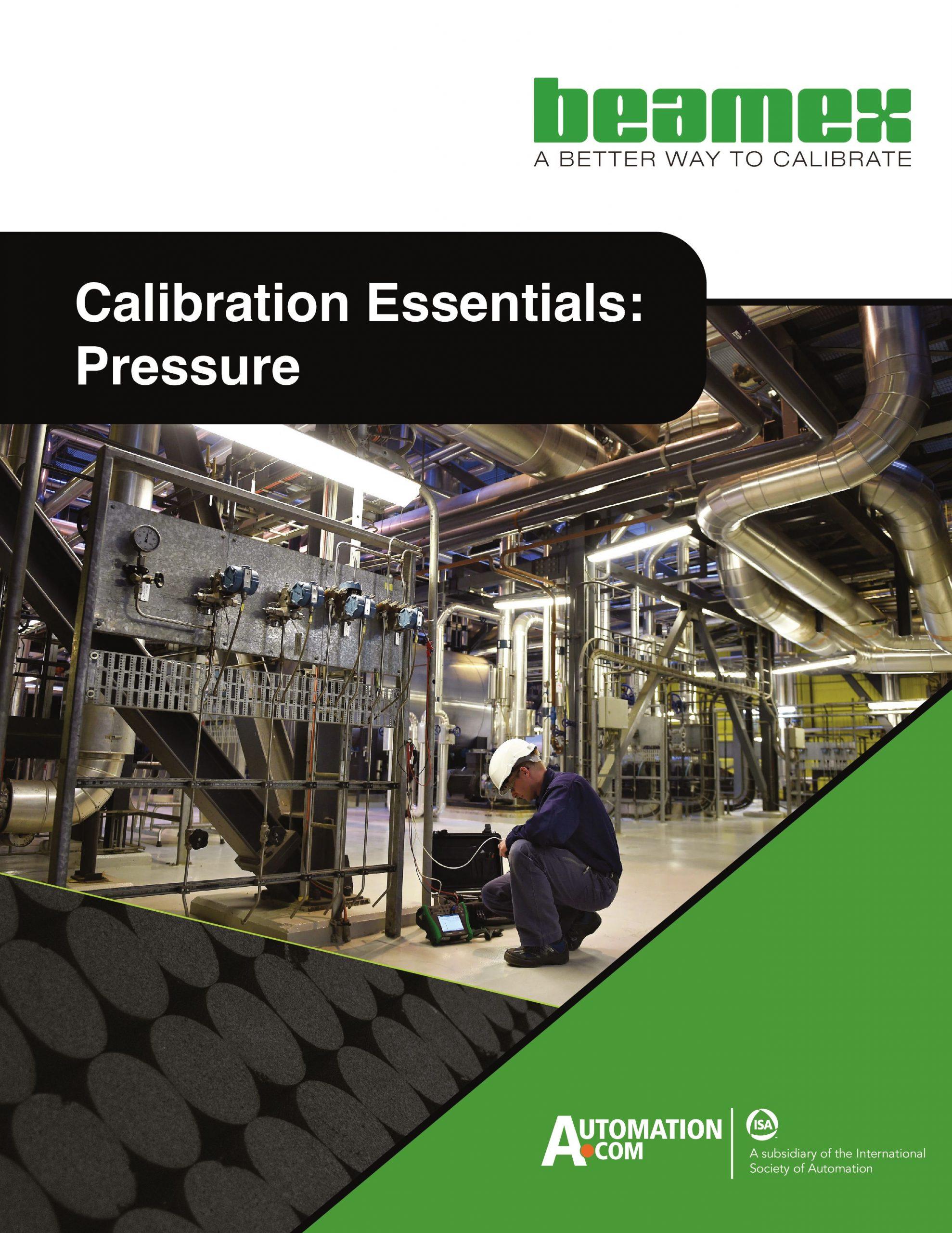 E-Book: Calibration Essentials: Pressure
