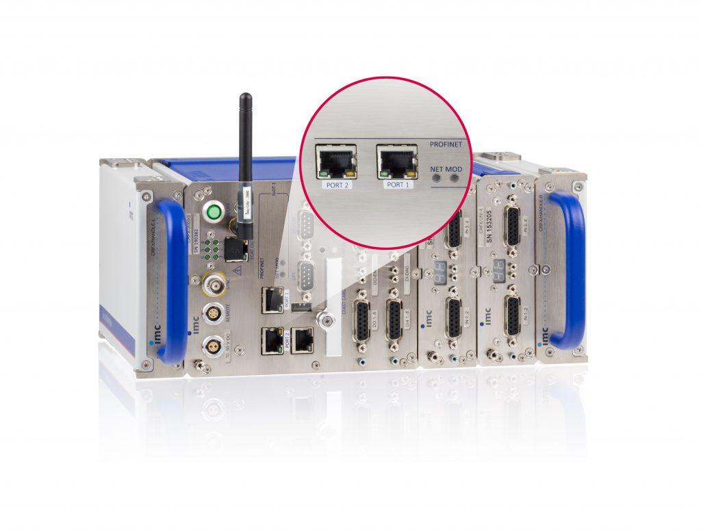 Das flexible Messsystem kann in einem breiten Spektrum von stationären und mobilen Applikationen eingesetzt werden.