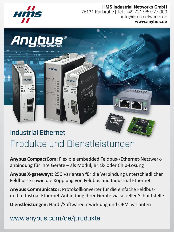 Produktübersicht – HMS Industrial Networks GmbH