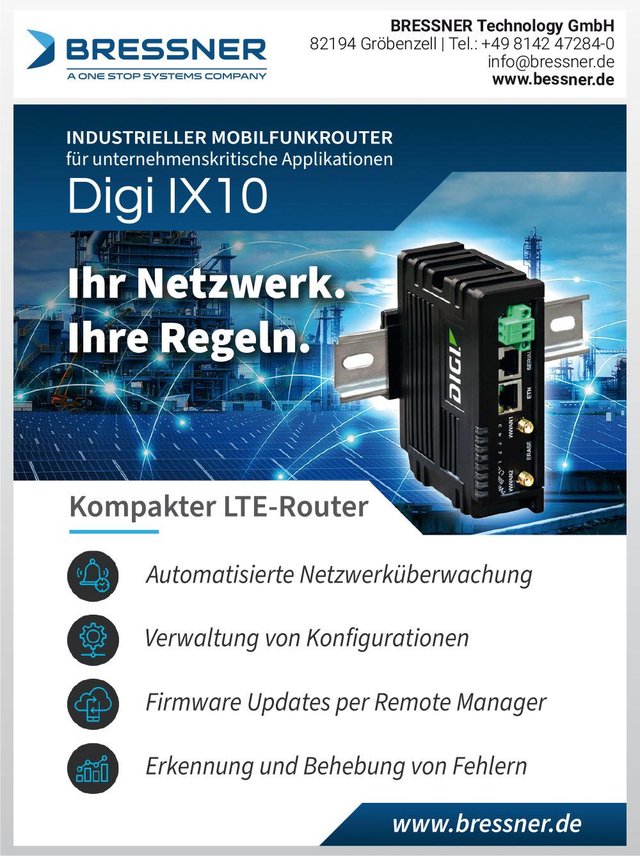Produktübersicht – Bressner Technology GmbH