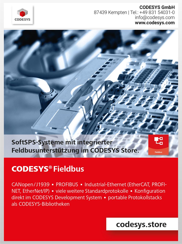 Produktübersicht – CODESYS GmbH