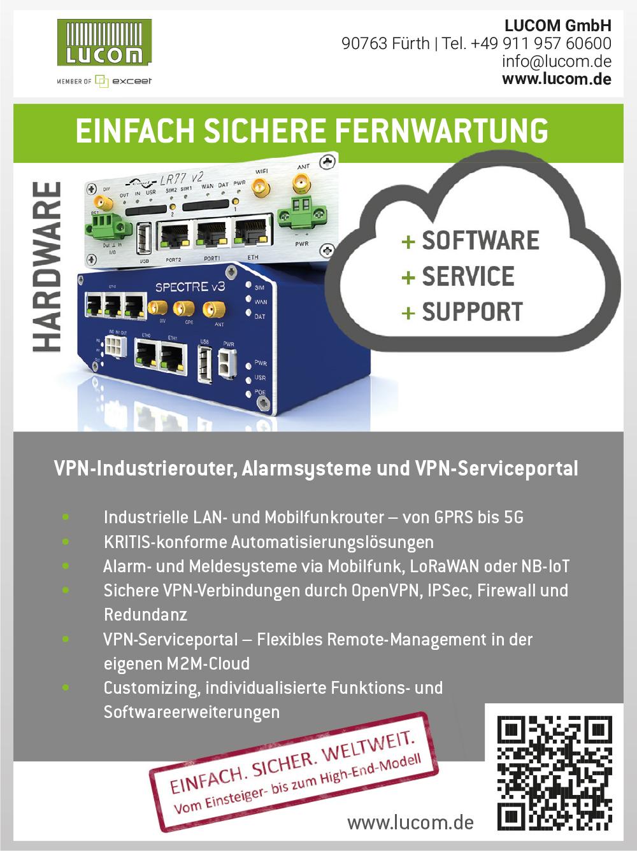 Produktübersicht – LUCOM GmbH
