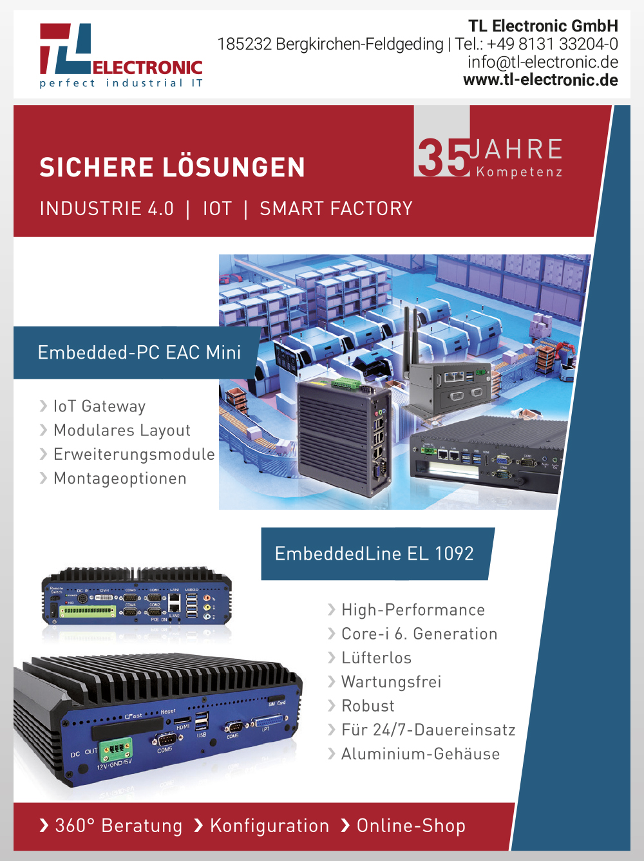 Produktübersicht – TL Electronic GmbH