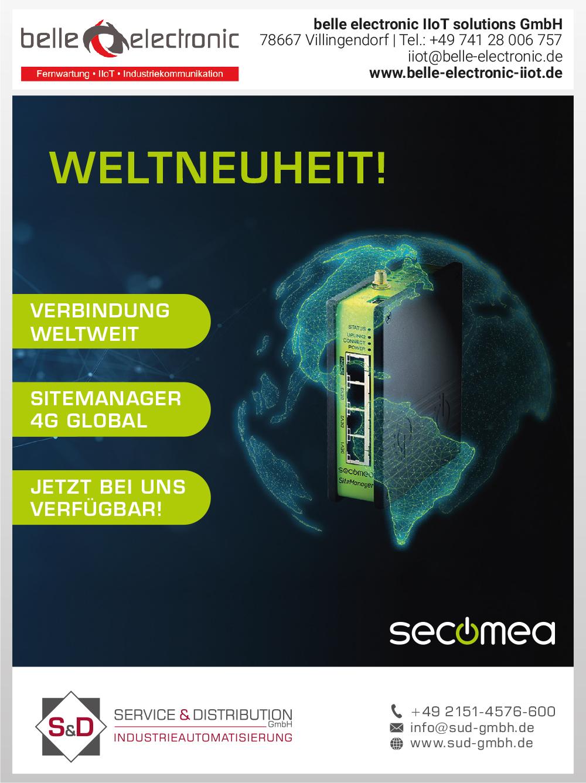 Produktübersicht – Belle electronic GmbH