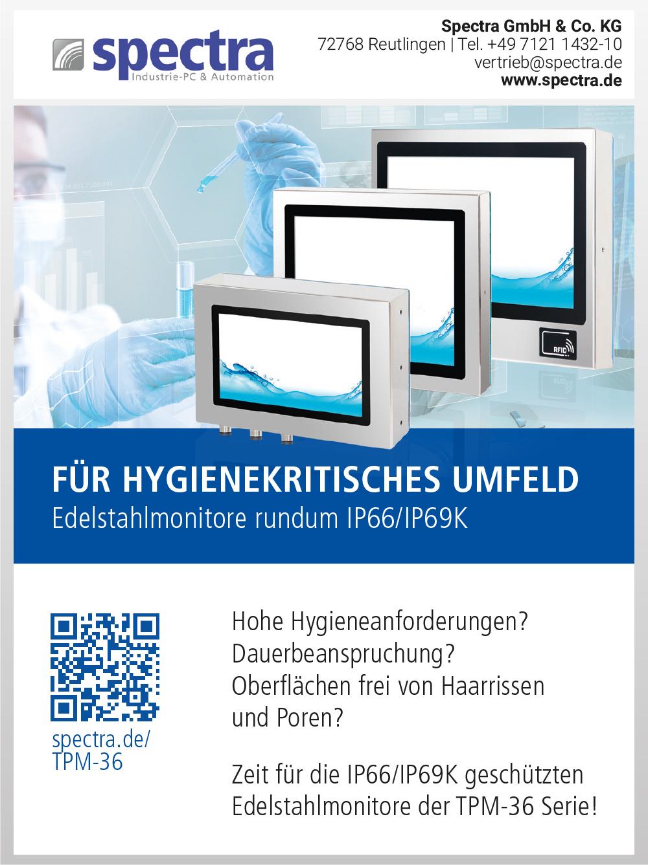Produktübersicht – Spectra GmbH & Co. KG