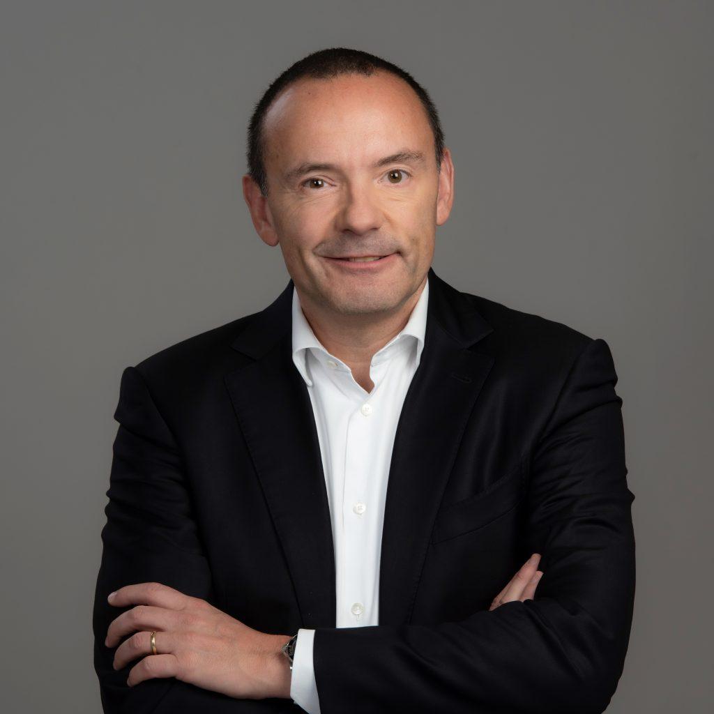 Peter Herweck, Vorstandsmitglied von Schneider Electric (seit Mai 2021 CEO von Aveva)