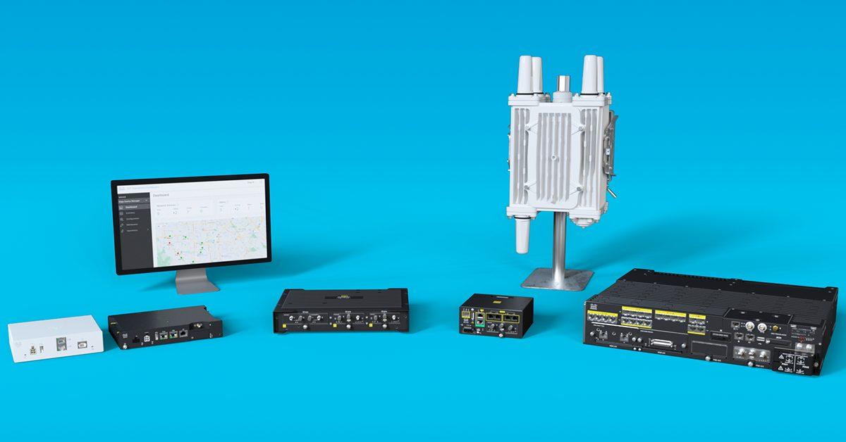 Modulare Router mit 5G-Option