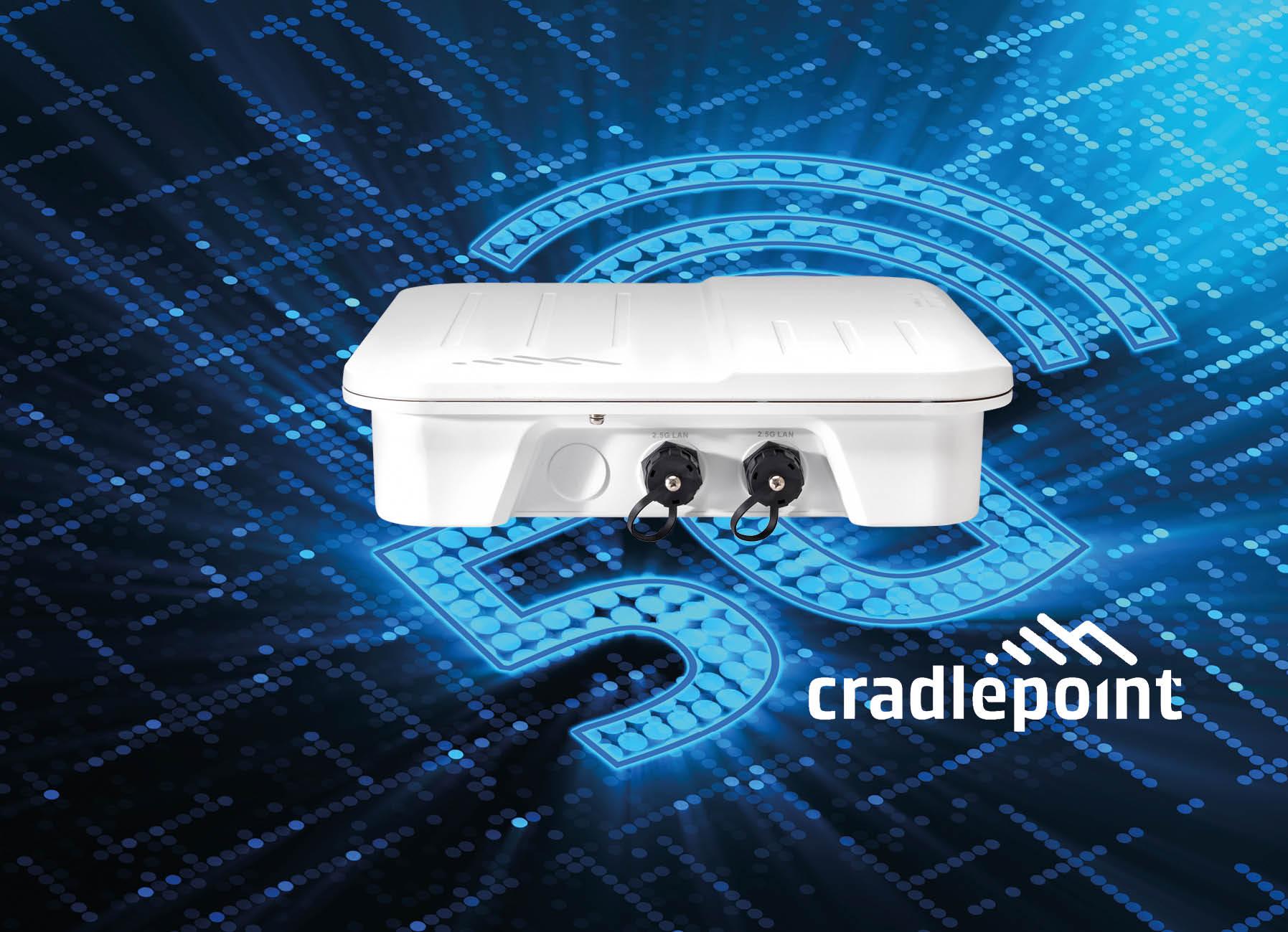Outdoor-Router für 5G-Netze