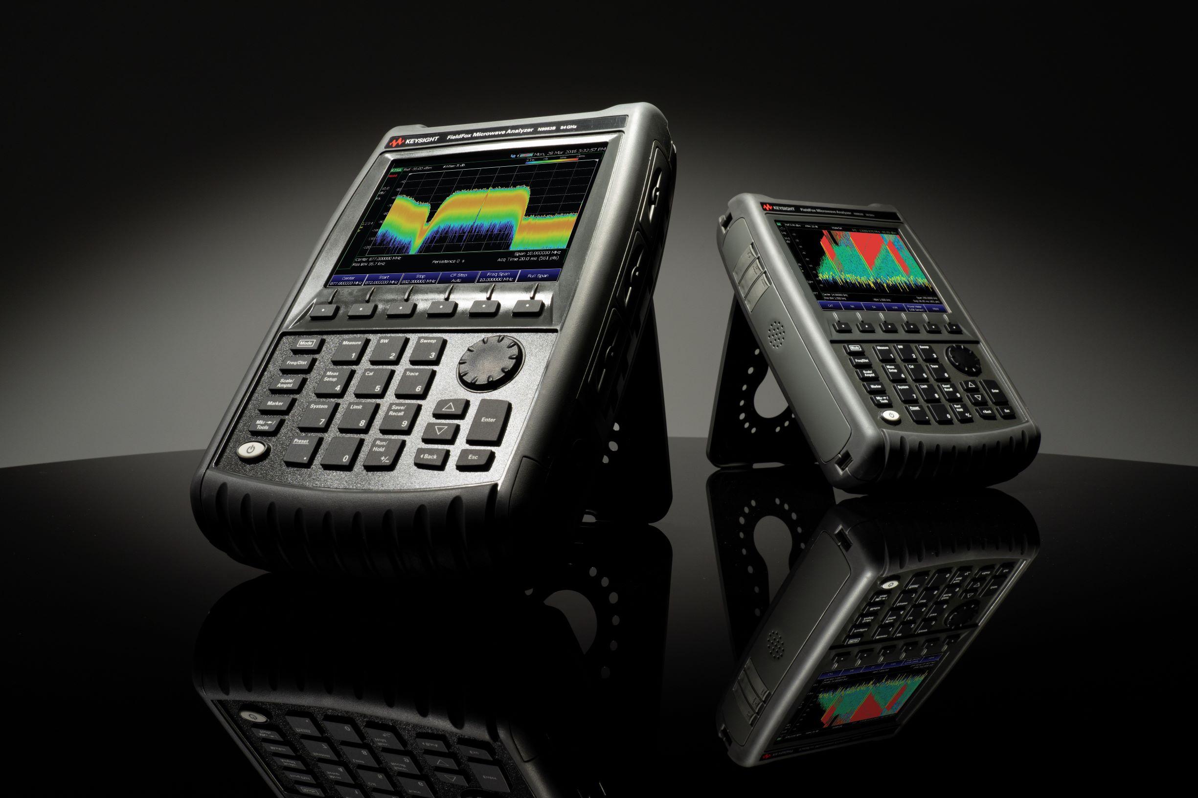 Handheld-Mikrowellenanalysator