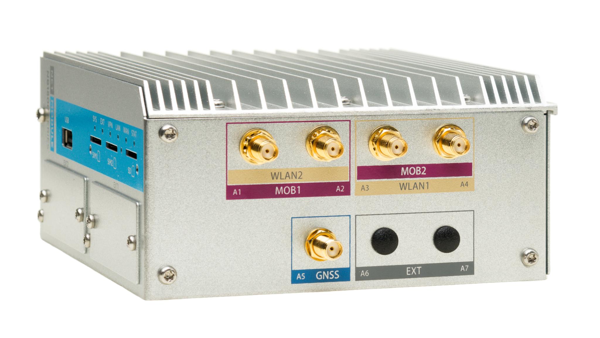 Router mit eUICC- und eSIM-Support