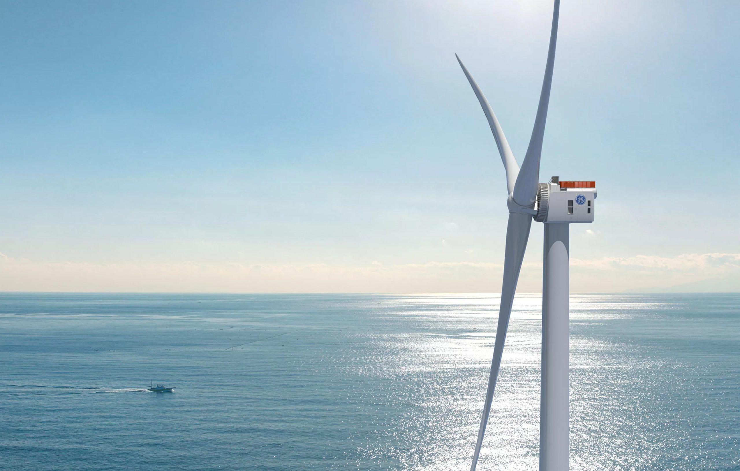Größter Umrichter-Auftrag für größten Offshore-Windpark