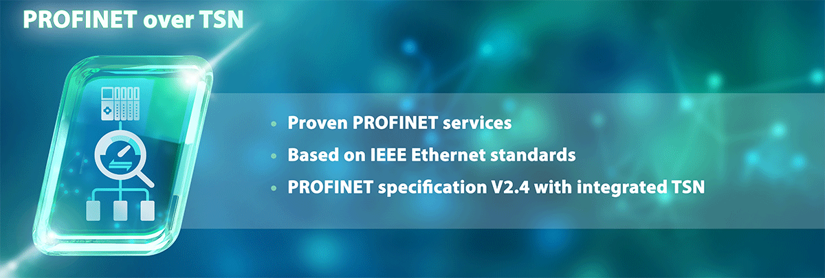 Update der Profinet-Spezifikation V2.4