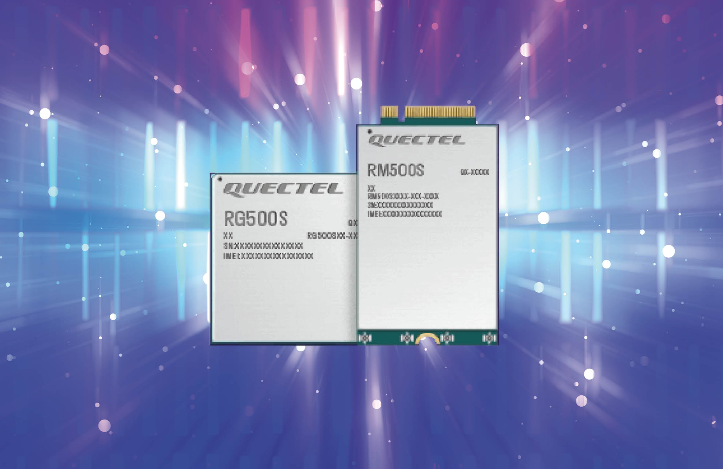 Kompakte 5G-Module mit Sub-6GHz-Support