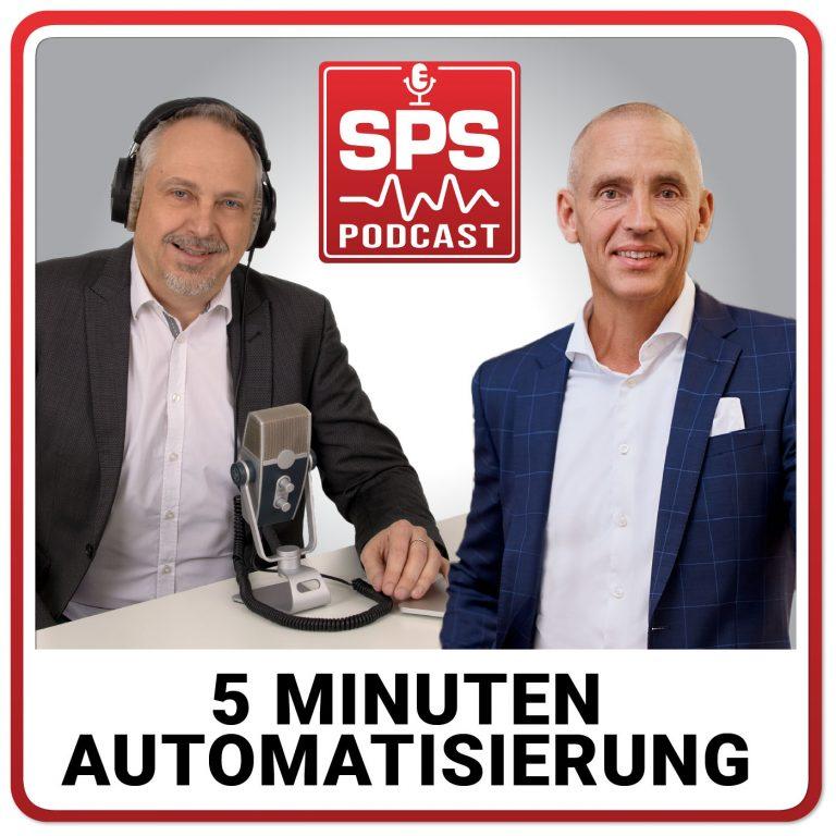 """Komplette Automatisierungslösung offen und einfach – Steffen Winkler (Bosch-Rexroth) bei """"5 Minuten Automatisierung"""""""