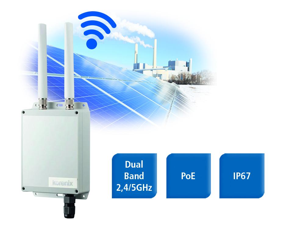 WAP für 2,4G/5G-Funknetz