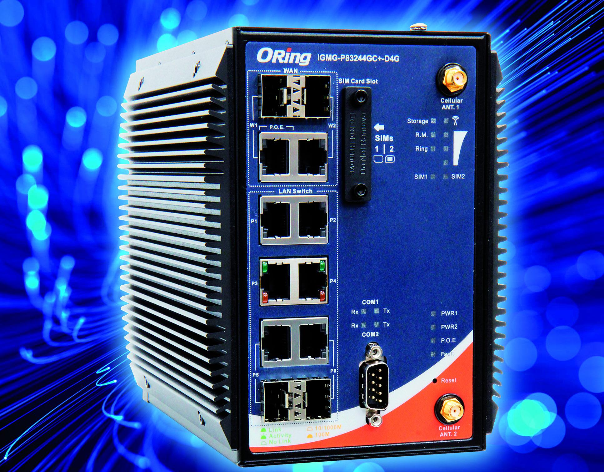 M2M-Gateway für IoT-Anwendungen