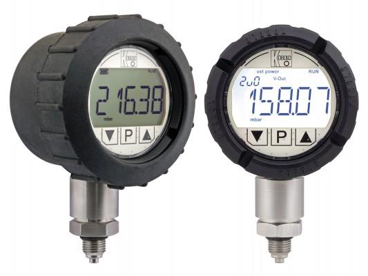 Digitalmanometer mit IO-Link